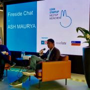 Fireside Chat Ash Maurya Scaling Lean